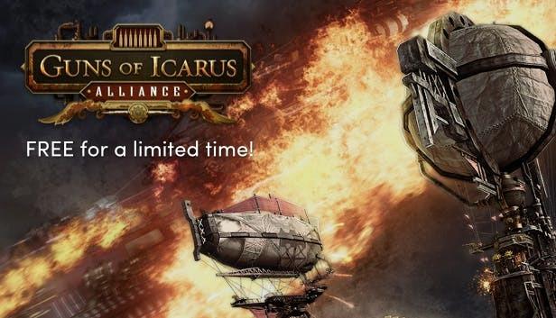 Guns of Icarus Alliance (Humble Bundle) Free, Humble Bundle, Халява
