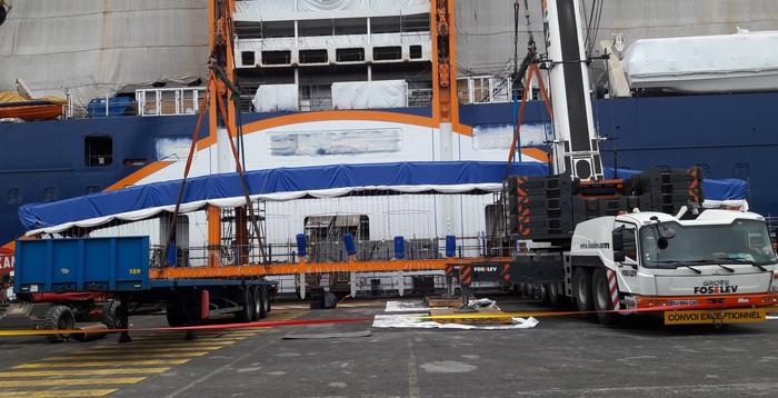 Скоро новый лайнер-2 Судностроительство, Пассажирский лайнер, Круизные лайнеры, Длиннопост