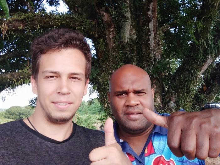 Фиджи - самая гостеприимная страна, 4. На байдарке на остров Galoa. Путешествия, Фиджи, Лига путешественников, Длиннопост