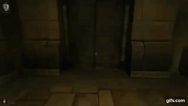 Nosferatu: the wrath of malachi Длиннопост, Текст, Видео, Гифка, Nosferatu The Wrath of Malachi, Komaruka, Шутер, Ужасы, Игры