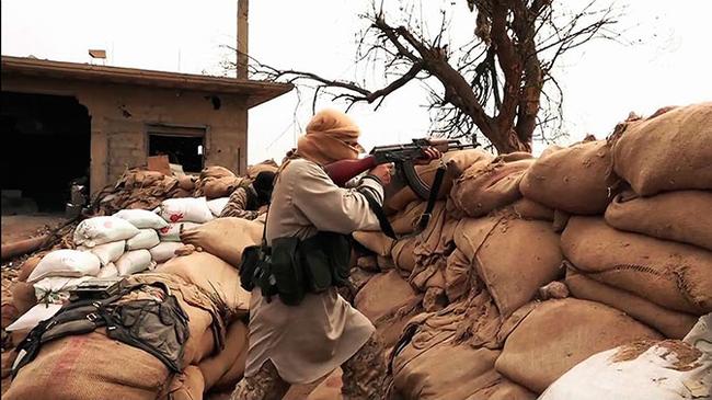 Под знаменами «всемирного халифата» ИГИЛ, США, Первопричина, Политика, Длиннопост