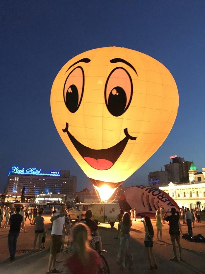 Фестиваль воздухоплавания в Нижнем Новгороде Нижний Новгород, Воздушные шарики, Воздушный шар, Длиннопост