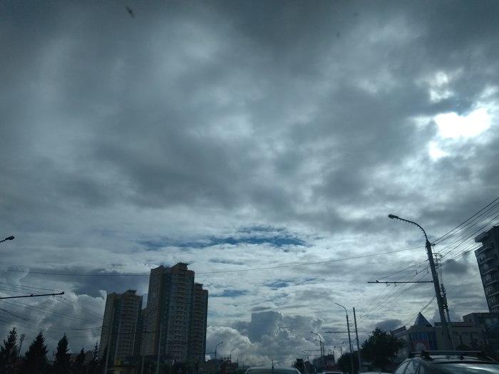Небо.. красиво..
