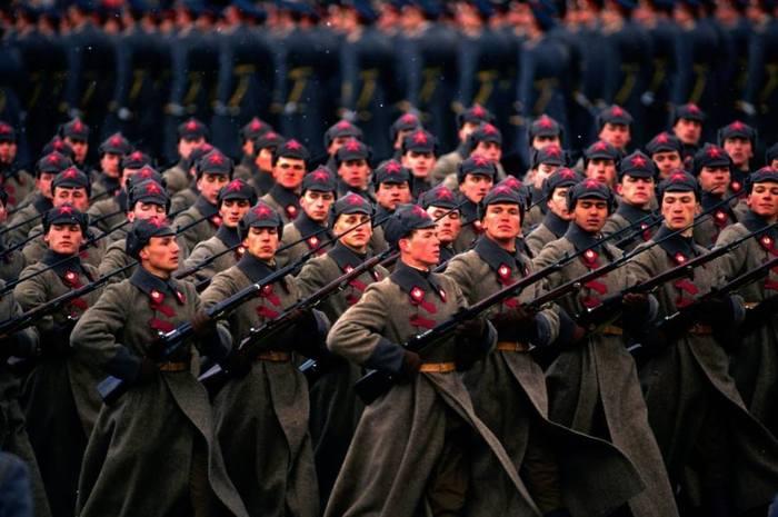 Закусывать надо товарищ Хербст! Украина, Политика, Джон Хербт, США, Красная Армия, Восстание, Идиоты