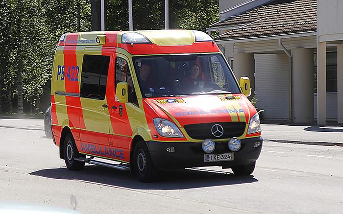 Скорая помощь. Финляндия. (Ambulanssi) Финляндия, Скорая помощь, Жизнь заграницей, Медицина