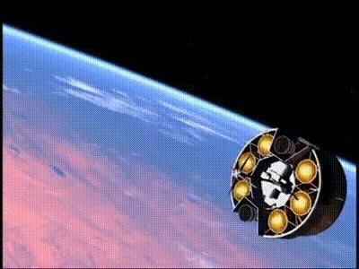 Локальное терраформирование Марса. Часть вторая. Почему Марс? Марс, Колония, Терраформирование, Фобос, Космические путешествия, Длиннопост, Гифка