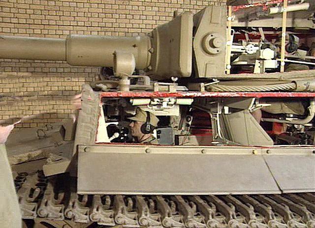 Как устроен немецкий танк