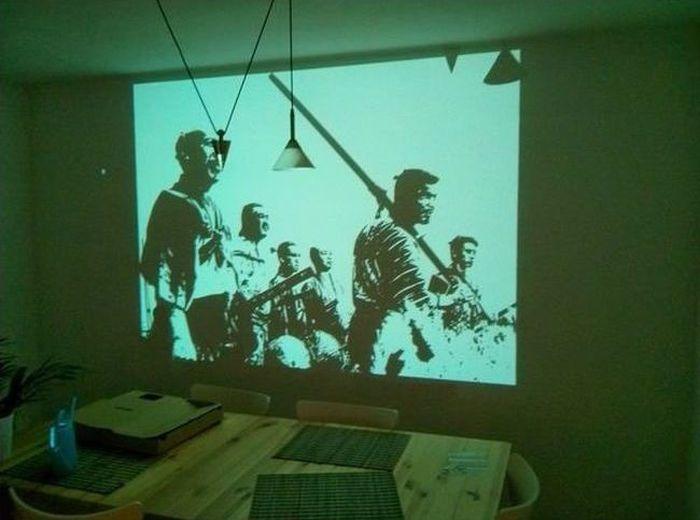 Рисунок на стене с помощью проектора Рисунок на стене, Breaking bad, Рисунок с помощь проектора, Рисунок проектор, Длиннопост