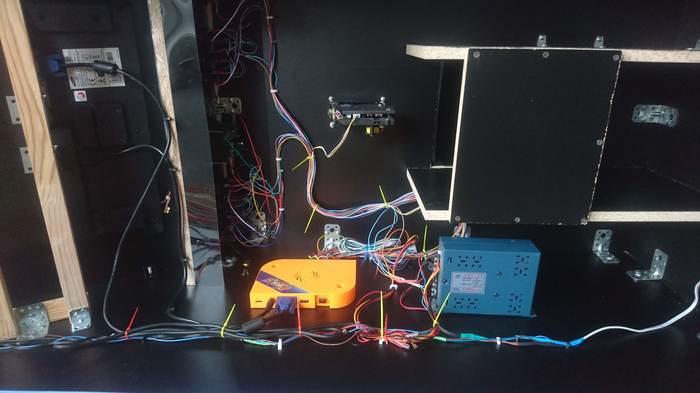 Сборка аркадного автомата Игровые автоматы, Длиннопост, Сборка, Своими руками, Аркадные автоматы