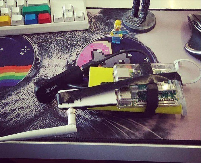 Автономный криптороутер своими руками Wireguard, Raspberry, Vpn, Linux, Длиннопост