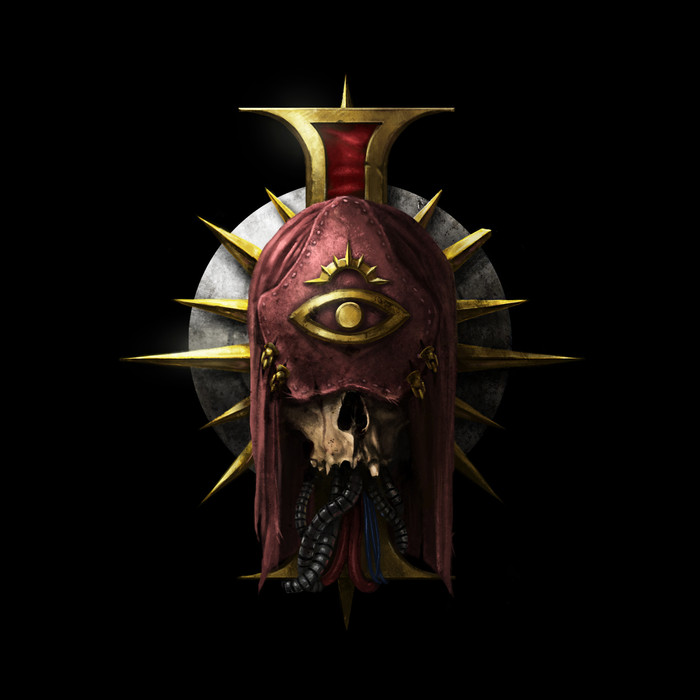 Символика. Warhammer 40k, Wh art, Imperium, Космодесант, Astra Militarum, Inquisition, Adeptus mechanicus, Adeptus arbitres, Длиннопост