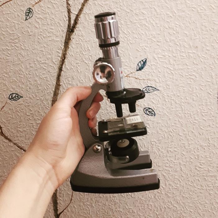 Внезапно:) Антикафе, Бартер, Микроскоп, Внезапно