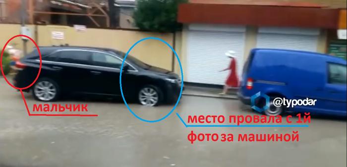 Ложное обвинение оператора в сочинской трагедии с мальчиком Сочи, Ливневка, Упал мальчик, Без рейтинга