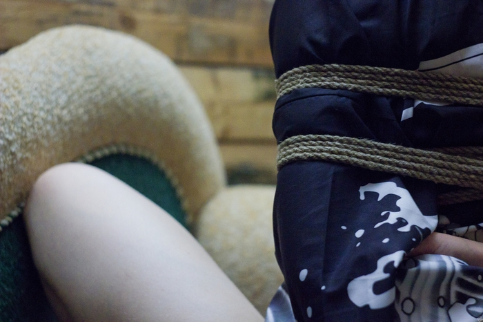 Shiartex: домашнее Shibari, Shiartex, Бондаж, Bdsm, Фотография