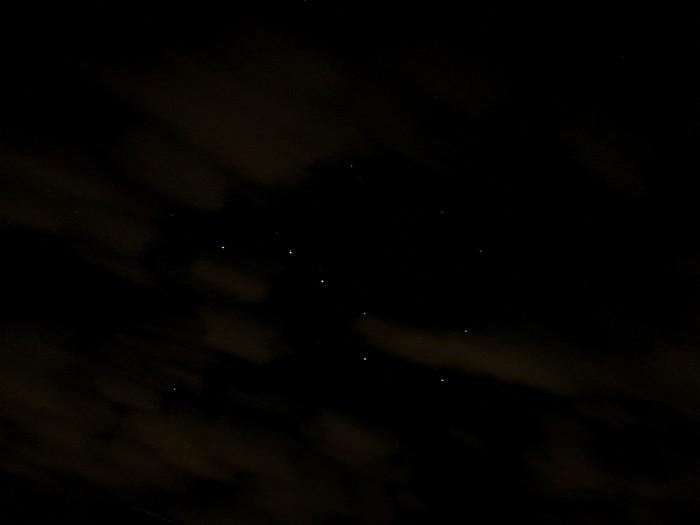 Ночное небо Ночь, Планеты и звезды, Небо, Длиннопост, Луна, Звезда, Звездное небо, Молния, Фотография