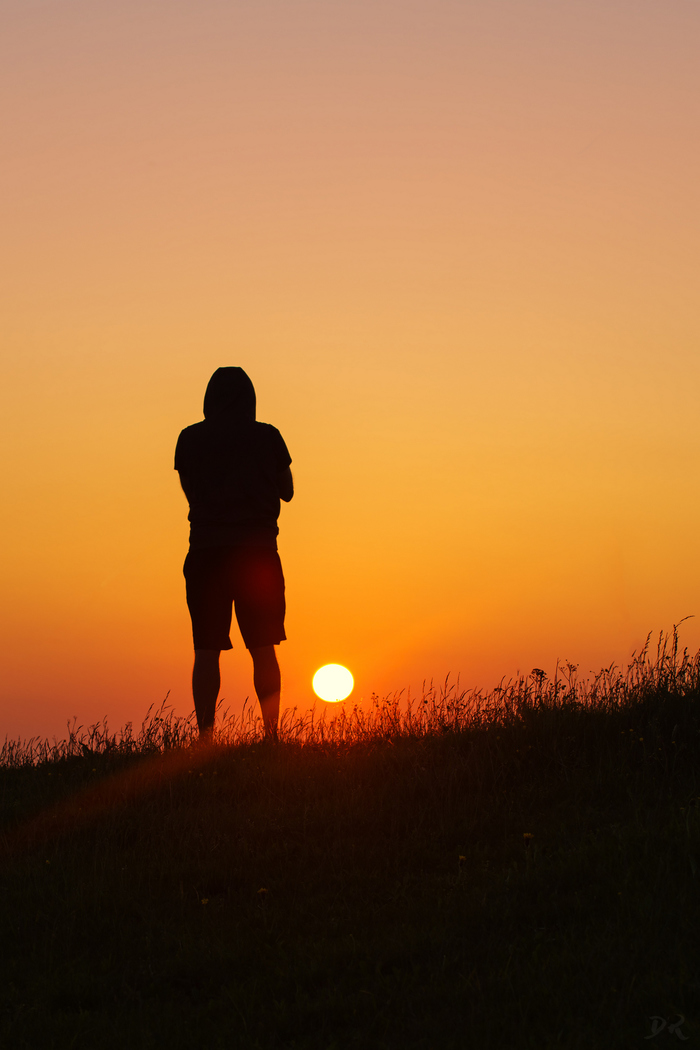 Рассвет Начинающий фотограф, Pentax, Tamron 70-200, Восход, k-1, Рассветы и закаты