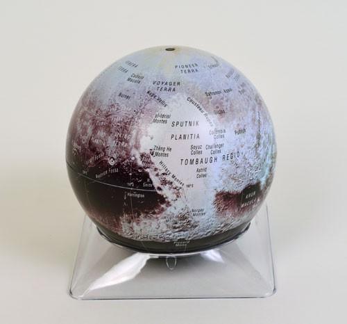 Глобус Плутона Космос, Глобус, Плутон