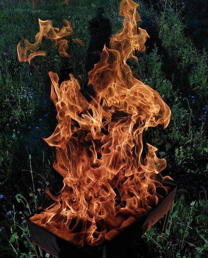 Огонь Огонь, Фото на тапок, Длиннопост