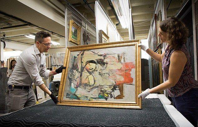 Украденная картина стоимостью 160 млн баксов нашлась спустя 33 года в спальне тихих супругов, живших в деревне Общество, Необычное, Длиннопост, Преступление, Фотография