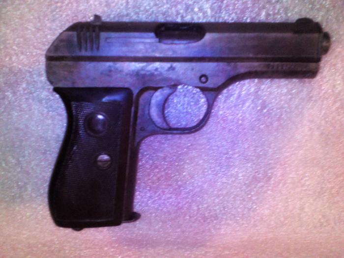 Мой старичок Пистолеты, Чешское оружие, Немецкое оружие, Длиннопост