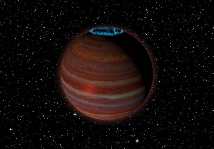Астрономы обнаружили огромную блуждающую планету Космос, Новости, Открытия, Астрономия, Планета