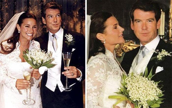 Как найти счастье: Пирс Броснан и его жена отпраздновали 25-ую годовщину Джеймс Бонд, Брак, Пирс Броснан, Длиннопост, Серебряная свадьба, Знаменитости, Любовь