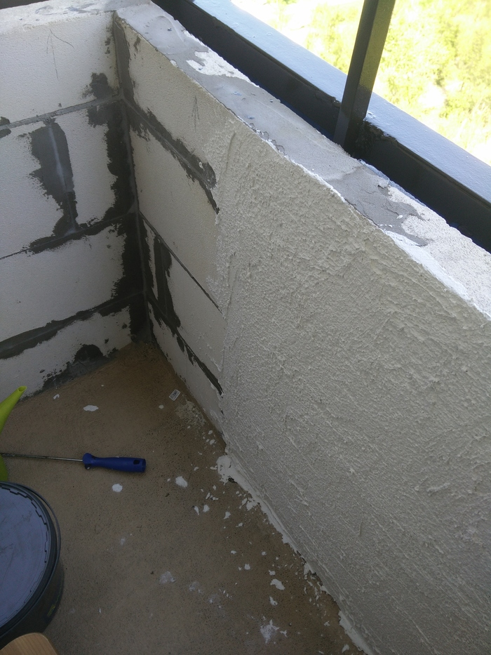 Открытая терраса + теплый балкон. 2 в 1 в простой квартире. Утепление и черновая отделка. Ремонт, Балкон, Утепление лоджии, Длиннопост