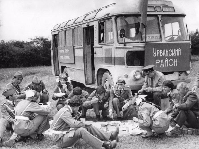 Кадры из автомобильной жизни СССР. 3 Советский автопром, СССР, Советское автомобилестроение, Длиннопост