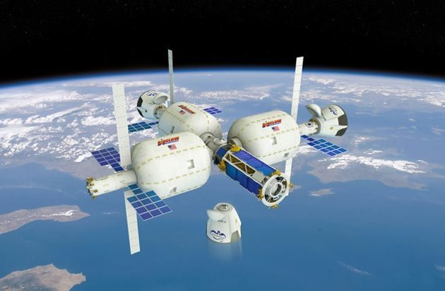 NASA расширяет сотрудничество для коммерческих пилотируемых полетов NASA, Космос, Научные исследования, Технологии, Blue Origin, Боинг, Spacex