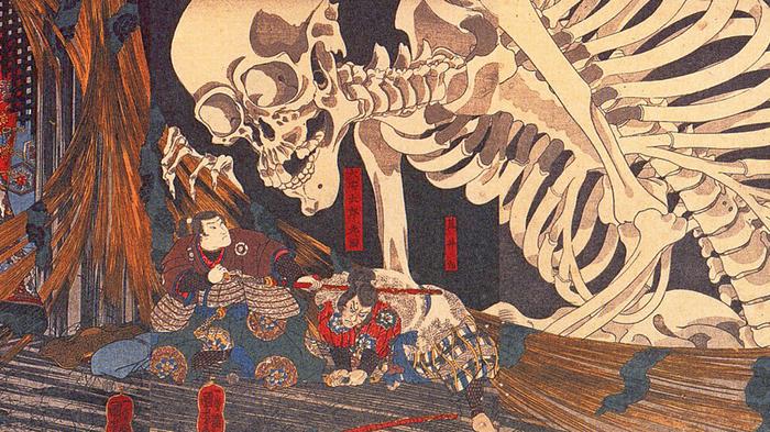 Кто такая МОМО? Японское мифическое существо захватило интернет Дмитрий Шамов, Япония, Момо, Мистика, Фольклор, Интересное, Видео, Длиннопост