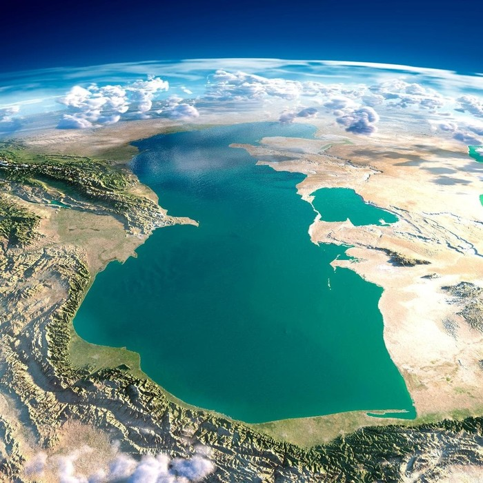 Каспийское море поделили после 22 лет споров Политика, Каспийское море, Каспий, Россия, Иран, Казахстан, Азербайджан, Туркменистан, Длиннопост