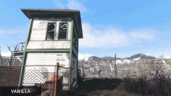 ENB Пресеты для Fallout 4 которые стоит попробовать Fallout, Fallout 4, ENB, Игры, Компьютерные игры, Шейдеры, Освещение, Мод, Гифка, Длиннопост