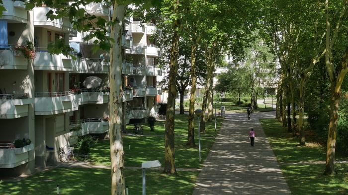 Худший район Мюнхена (или нет?) - Часть 2 Германия, Мюнхен, Спальные районы, Спальный район, Архитектура, Высокие здания, Бавария, Город, Длиннопост