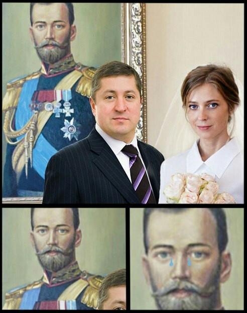 Наталья Поклонская вышла замуж MASH, Наталья Поклонская