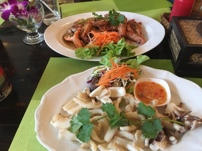 Тайская еда Таиланд, Пхукет, Еда, Томям, Падтай, Морепродукты, Длиннопост