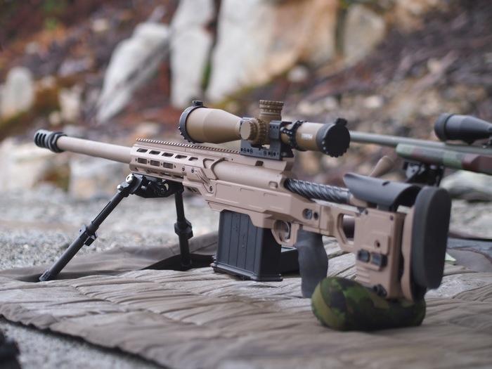 Канада поставит Украине снайперские винтовки PGW LRT-3 Украина, Канада, Винтовка, Оружие, Политика, Снайперы, Новости