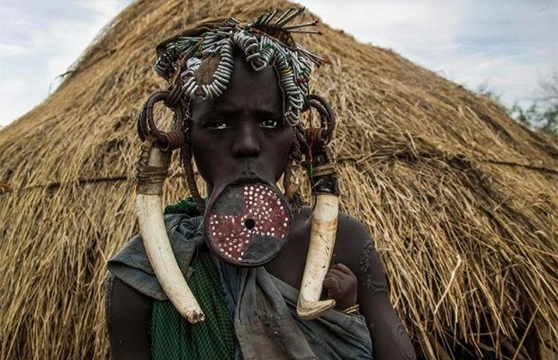 Экстремальный секс у диких племен планеты