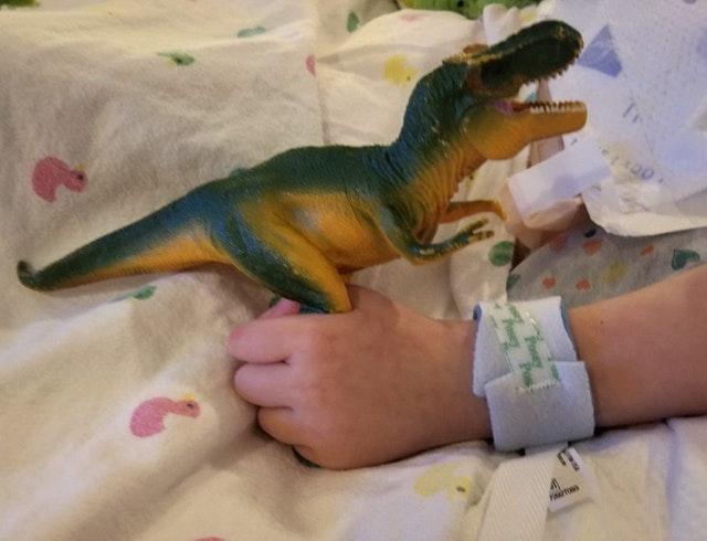 Немного динозавров в ленту
