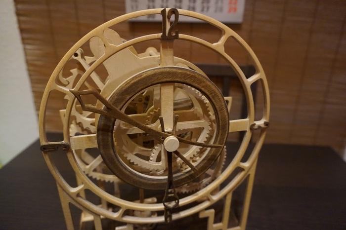 Самодельные часы. Поделки из фанеры, Часы, Часовые механизмы, Хобби, Изделия из дерева, Видео, Длиннопост