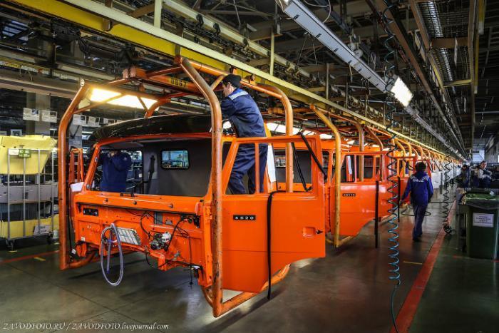 Сборочный конвейер для автомобилей снять шрус на фольксваген транспортер