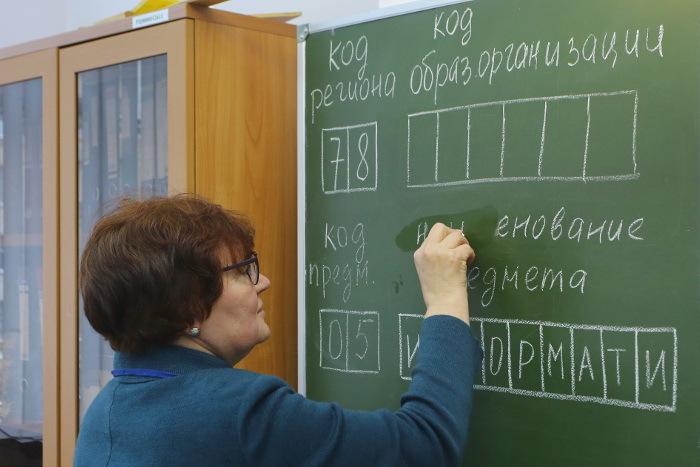 Пробные ЕГЭ по информатике на компьютере начнутся в 2019 году Общество, Россия, Рособрнадзор, Школа, Экзамен, ЕГЭ, Автоматизация, Интерфакс