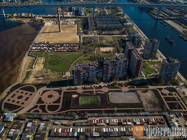 РПЦ забирает новый парк Новости, РПЦ, Парк, Санкт-Петербург, Длиннопост