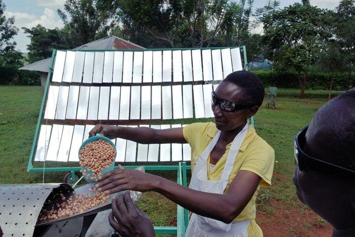 Солнечный хлебушек Экология, Солнечная энергия, Кулинария, Экосфера, Длиннопост, Видео, Альтернативная энергетика