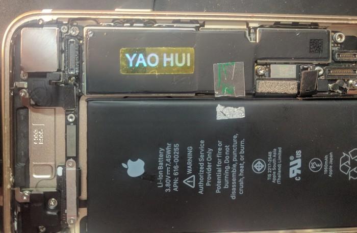 Рефф от Яо Iphone, Iphone 7, Ремонт электроники