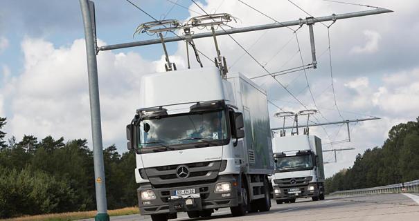 Электрификация автобана в Германии Германия, Автобан, Электромобиль