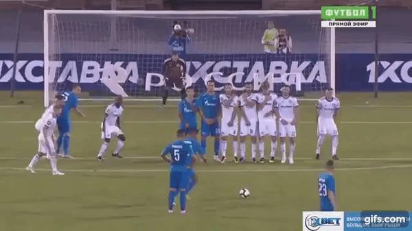Небольшой обзор сегодняшнего чуда Спорт, Футбол, Лига европы, Зенит, Comeback, Чудо, Гифка, Длиннопост