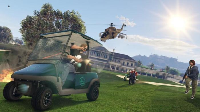 GTA 5 DLC: Rockstar планирует ЕЩЁ БОЛЬШЕ контента для GTA 5 Компьютерные игры, GTA 5, Rockstar, DLC, Длиннопост