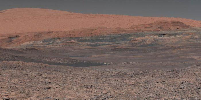 Лучшие снимки Марса, сделанные аппаратом Curiosity Космос, Марс, Марсоход, Curiosity, Гифка, Длиннопост