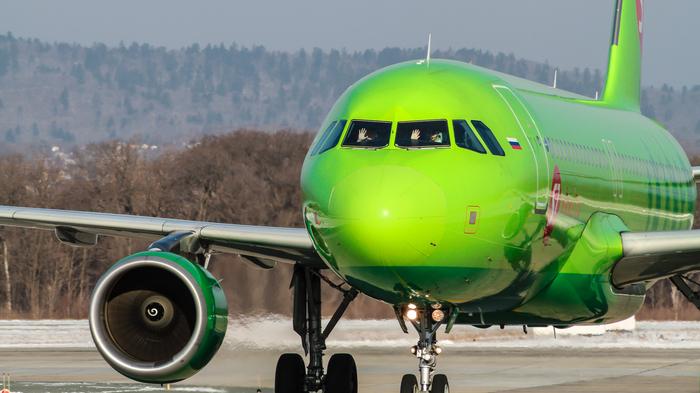 Воздушные приветы Споттинг, Фотография, Авиация, Владивосток, Длиннопост