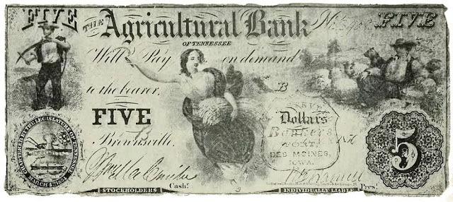 Дизайн долларовых купюр с 18 века до наших дней. США, Доллар, Купюра, История, Длиннопост
